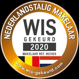 Gold Certificate WIS Gekeurd