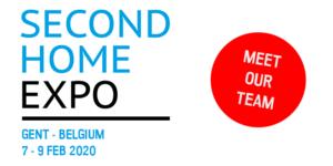 Lees meer over het artikel Ons team op Second Home Expo te Gent
