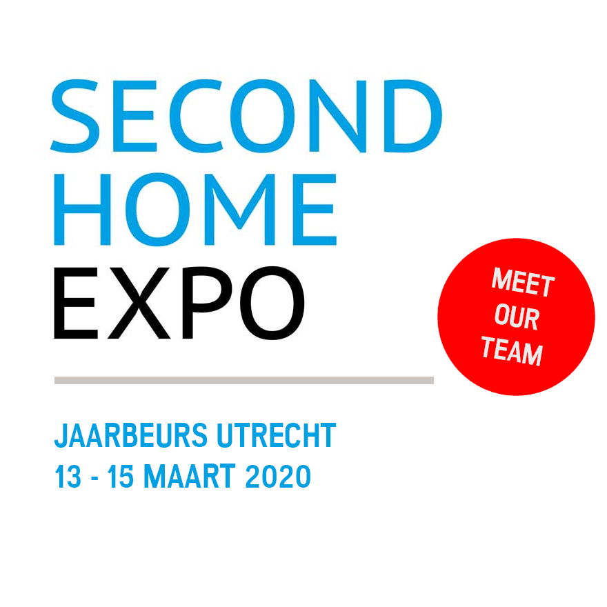 WIS team op Second Home Expo Utrecht